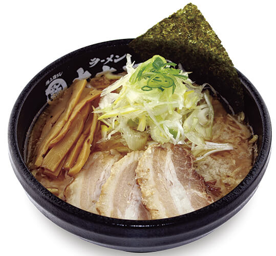淡麗味噌麺 490円(税抜)
